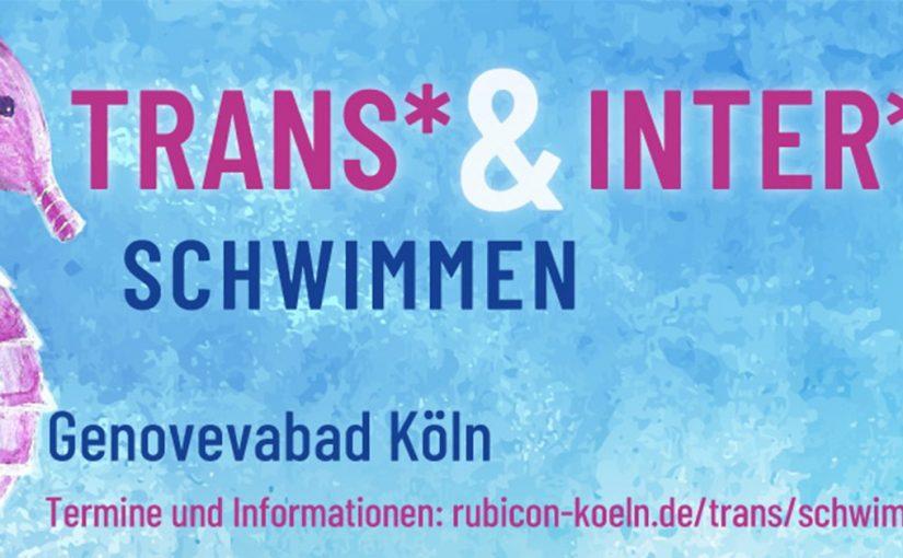 Trans*- & Inter*-Schwimmen