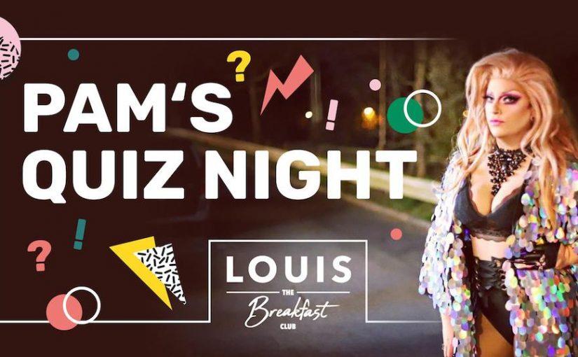 Pam`s Quiz Night